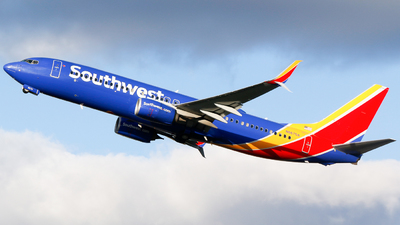A picture of N8675A - Boeing 7378H4 - Southwest Airlines - © Alec Mollenhauer