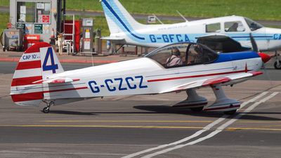 G-CZCZ - Mudry CAP-10B - Private