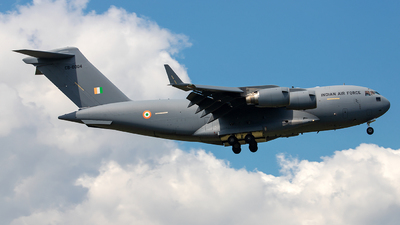 CB-8004 - Boeing C-17A Globemaster III - India - Air Force