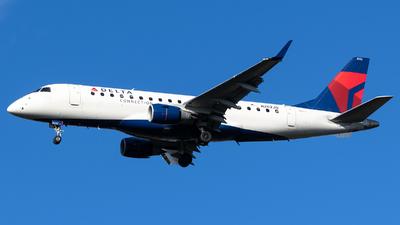A picture of N202JQ - Embraer E175LR - Delta Air Lines - © Evan Dougherty