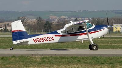 N9902V - Cessna 180H Skywagon - Private