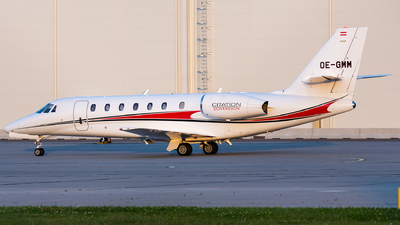 OE-GMM - Cessna 680 Citation Sovereign - Magna Air