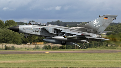 46-50 - Panavia Tornado ECR - Germany - Air Force