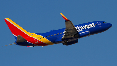 A picture of N7878A - Boeing 7377K9 - Southwest Airlines - © Jeremy D. Dando
