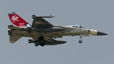 1407 - AIDC F-CK-1A Ching Kuo - Taiwan - Air Force