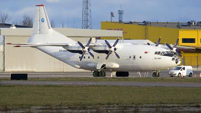 EW-435TI - Antonov An-12BK - Grodno Aviakompania