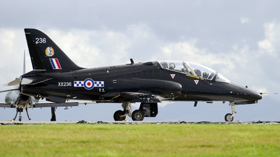 XX236 - British Aerospace Hawk T.1W - United Kingdom - Royal Air Force (RAF)