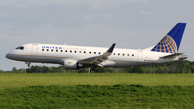 A picture of N733YX - Embraer E175LR - United Airlines - © DJ Reed - OPShots Photo Team