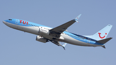 A picture of DATYB - Boeing 7378K5 - TUI fly - © András Soós