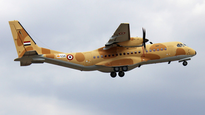 134 - CASA C-295M - Egypt - Air Force