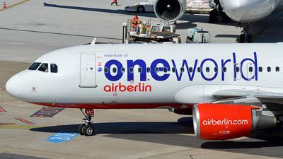 D-ABHC - Airbus A320-214 - Air Berlin