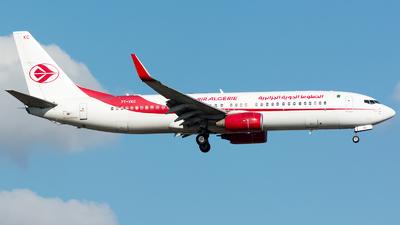 A picture of 7TVKC - Boeing 7378D6 - Air Algerie - © G.Cruchten