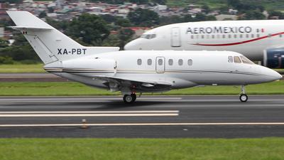 A picture of XAPBT - Hawker 800XP - [258601] - © Diego Miranda SJO spotter