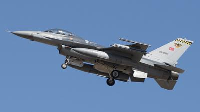 93-0681 - Lockheed Martin F-16C Fighting Falcon - Turkey - Air Force