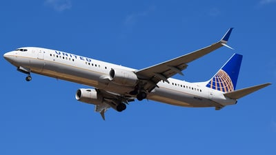 N67845 - Boeing 737-924ER - United Airlines
