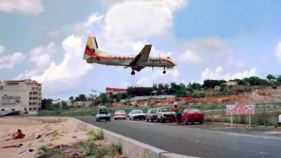 V2-LDK - Hawker Siddeley HS-748 Series 2B - Leeward Islands Air Transport (LIAT)