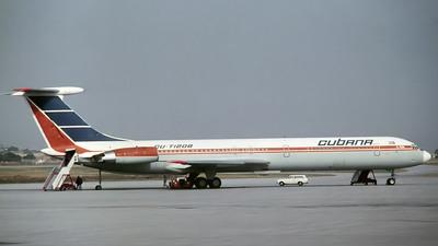 CU-T1208 - Ilyushin IL-62M - Cubana de Aviación