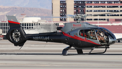 N856MH - Eurocopter EC 130B4 - Maverick Helicopters