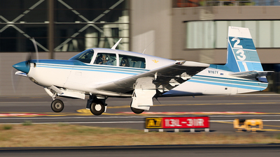 N1167Y - Mooney M20K - Private
