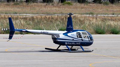 G-REEV - Robinson R44 Clipper II - Private