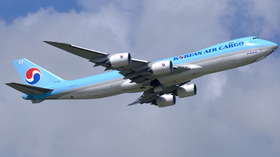 HL7624 - Boeing 747-8B5F - Korean Air Cargo