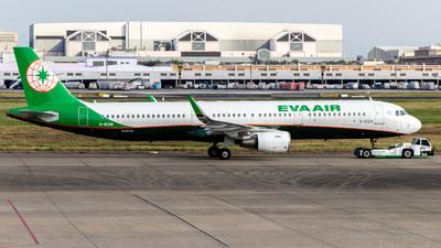 B-16218 - Airbus A321-211 - Eva Air