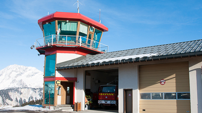 LFLJ - Airport - Control Tower