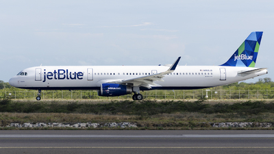 N958JB - Airbus A321-231 - jetBlue Airways