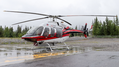 C-FNOB - Bell 407 - Alpine Helicopters