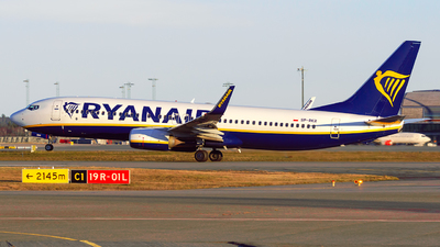 SP-RKR - Boeing 737-8AS - Ryanair Sun