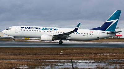 C-FAWJ - Boeing 737-8CT - WestJet Airlines