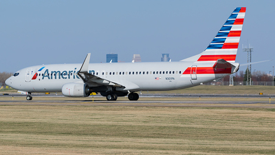 N301PA - Boeing 737-823 - American Airlines