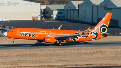 ZS-SJC - Boeing 737-85F - Mango