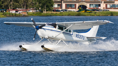 N5217U - Cessna 206H Stationair - Private