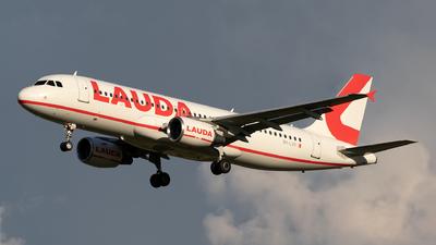 9H-LOR - Airbus A320-214 - Lauda Europe