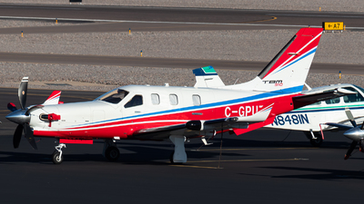 C-GPUT - Socata TBM-910 - Private