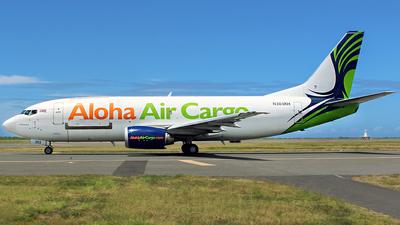 N303KH - Boeing 737-319(SF) - Aloha Air Cargo