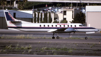 N3114G - Fairchild SA227-AC Metro III - Skywest Aviation