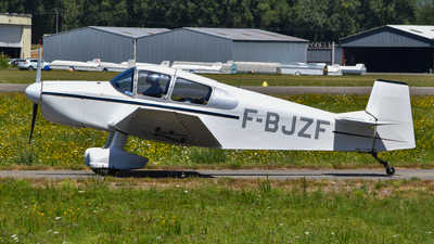 A picture of FBJZF - CEA Jodel DR 1050 - [213] - © balducci aurelien