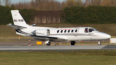 SE-RIM - Cessna 550 Citation II - Grafair