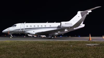 N406AD - Embraer EMB-550 Praetor 600 - Private
