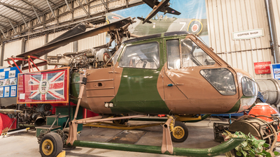 XP190 - Westland Scout AH.1 - United Kingdom - Army Air Corps