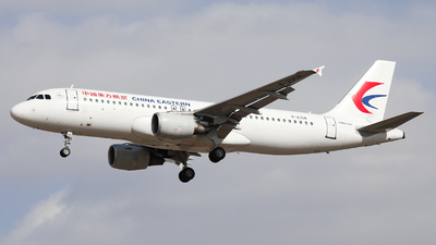 B-2358 - Airbus A320-214 - China Eastern Airlines