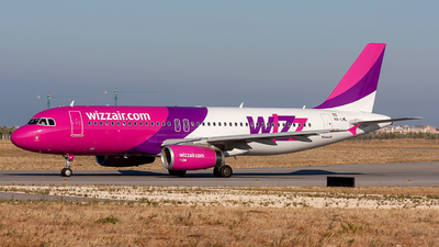 HA-LWL - Airbus A320-232 - Wizz Air