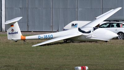 D-1850 - Schleicher ASK-21 - Private