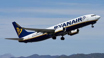 A picture of EIDYV - Boeing 7378AS - Ryanair - © Fernando Roca