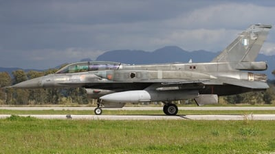 600 - Lockheed Martin F-16D Fighting Falcon - Greece - Air Force