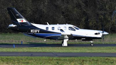 N59PV - Socata TBM-900 - Private