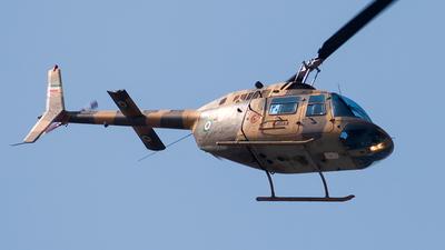 2-4270 - Bell 206A JetRanger - Iran - Army
