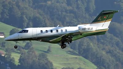 HB-VLX - Pilatus PC-24 - Central Aviation
